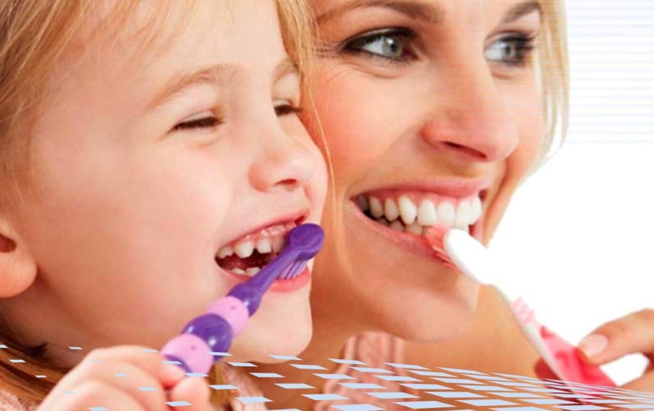 Importancia del cepillado de dientes en niños